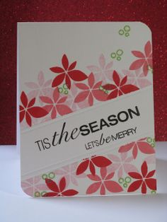 The Creative Studio: Kick Start with the Holiday Card Workshop