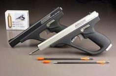 CO2 gun that shoots darts!