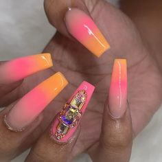 PerfectlyFlaw'D Nails & Beauty ( Dope Nails, Glam Nails, Fancy Nails, Trendy Nails, Nails On Fleek, Hair And Nails, My Nails, Nailart, American Nails
