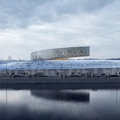 Competition Finalist for Leningrad Siege Museum Reaches for the Sky | Netfloor USA
