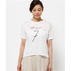 セブンロゴTシャツ(ガリャルダガランテ)