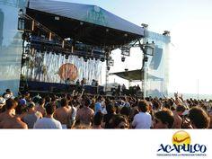 """#informaciondeacapulco Trópico, Festival en la Costa. INFORMACIÓN SOBRE ACAPULCO. """"Trópico 2016, Festival en la Costa"""", es uno de los mejores festivales de música en México que se realiza en el puerto de Acapulco. Son tres días de espectáculos musicales, a los que este año en su cuarta edición, se suman la artesanía, el diseño, la moda, y la gastronomía. Te invitamos a asistir con tu familia a este increíble festival. www.fidetur.guerrero.gob.mx"""