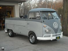 1963 Volkswagen Single Cab