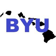 New BYU Hawaii Logo By Jamesbvdeviantart