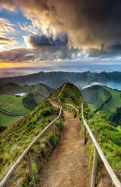 São Miguel, Azores, Portugal: #TravelPhotography #LuxuryTravel www.blacklabeltravels.co