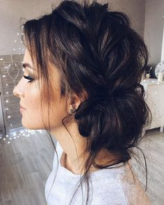 Our favorite updos these days incorporate soft twists and loose braids and have that messy, effortless look, yet you know they areactually quite complicated and take talent to acheive. Tonya Pushkareva, known as @tonyastylist on IG, is amazing at creating this type of gorgeous look. We were so in aweof her beautiful updos that we …