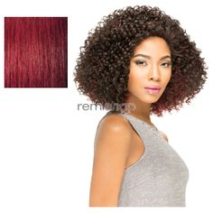 Empress Lace Front Edge Smart Ultra Hairline Lulu - Color BG - Synthetic (Curling Iron Safe) Regular Lace Front Wig