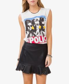 The Police© Tank | FOREVER 21 - 2021841362