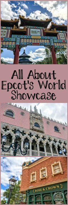 Eleven Countries in Epcot - The World Showcase #disney #ad #familytravel