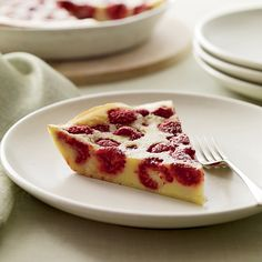 For this classic French dessert, Alix de Montille swapped in raspberries for the traditional cherries to better pair with Jean-Marc Roulot's new raspb...