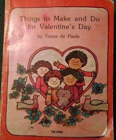 DePaola, Things to Make and Do for Valentine's day, love, crafts, activities, valentines day, paint, paper, art, draw, red, jokes, heart, team, heartbeat, games