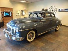 1948 Dodge Custom Club Coupe