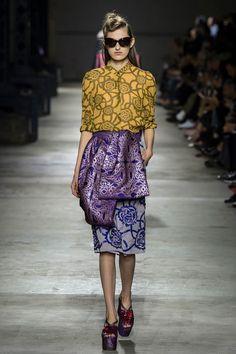 Paris Fashion Week 2015: Dries Van Noten