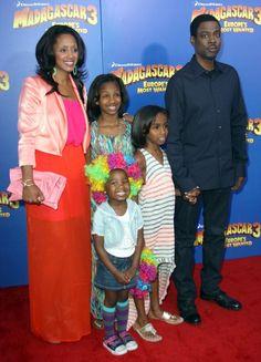 Chris Rock & Family