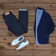 Upgrade your style @stylishmanmag @shopthatgrid @runnineverlong