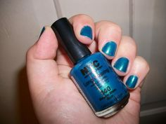 NYC Nail Color - Empire State Blue