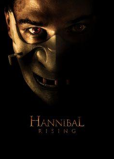 Hannibal - A Origem do Mal (Hannibal Rising), 2007.