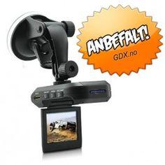 Kjøp Bilkamera med nattfunksjon - GDX.no - Bil - Det nye DV51 action / trafikk-kamera har samme funksjoner som vårt produkt DV35, men kommer i tillegg med nattsyn funksjon. Perfekt som overvåkingskamera i frontruta på din bil, noe som blant annet sikrer deg bevis ved trafikkuhell eller hærverk.