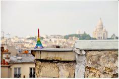 Bonjour Paris!! Photo via mercigustave.com