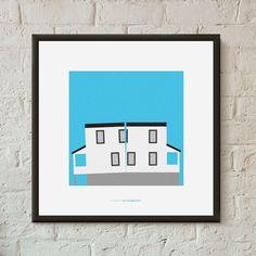 100 Day Project_Illustrating Architecture As An Emotional Response  Estudio Extramuros Gordon Matta Clark