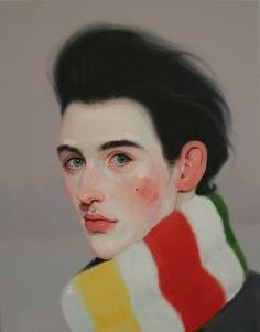 Paintings by Kris Knight