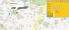 Crea mapas personalizados con Google Maps y MapFab