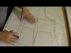 Blazer Tecido - Alfaiataria Feminina - YouTube