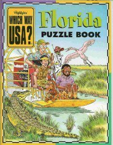 $2 Attention homeschoolers!  Highlights Which Way USA?  50 states, each book includes facts, activities and a map.
