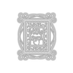 Tonic Studios - Cutting Die - Swirly Frame