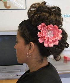 Stylish hair!  Student work done at our campus in North Austin.  For more pictures check out www.Facebook.com/BellaBeautyCollegeNorthAustin