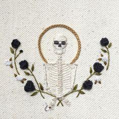 Needlework Britt Hutchinson