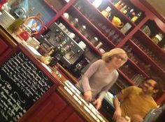 Le Comptoir du Marche, Nice, France  Excellent food, good service. Worth a visit.