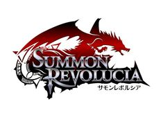 トランプゲーム「大富豪」とRPGが融合した「サモンレボルシア」,Android版が配信開始 - 4Gamer.net Typo Design, Game Ui Design, Graphic Design, Fantasy Logo, Promotional Banners, Japan Logo, Gaming Banner, Event Logo, Game Logo