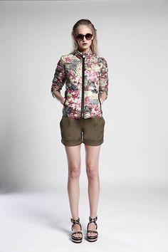 #BosidengItaly spring summer 2015 woman look book