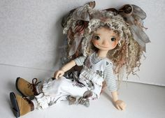 Doll Art | Totti , wig by Stellamaris | Explore Meadowdolls photos on F… | Flickr - Photo Sharing!