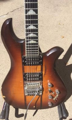 97f4627dfdbe194f9a5746c5a846ed54 bc rich warlock prototype guitar bc rich pinterest guitars  at fashall.co