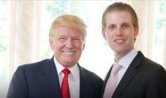 Eric Trump: Bragging About Sexual Assault Is Simply Part Of Having An 'Alpha Personality' Donald Trump Son, Eric Trump, Alpha Personality, Access Hollywood, My Dad, Dads, Current Events, Spoon, Target