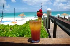 Turks and Caicos Rum Punch Recipe