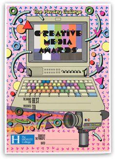 Creative Media Award Riso