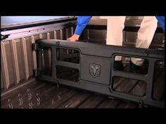 "Rambox Tonneau Cover >> 6'4"" Rambox Bed Divider 8 piece storage Insert Set 2013 Dodge Ram 150…"