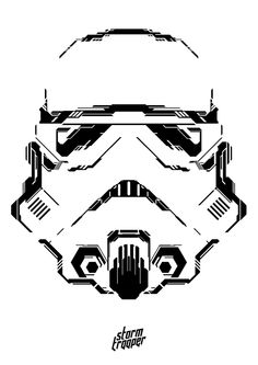 Star Wars Geometric on Behance