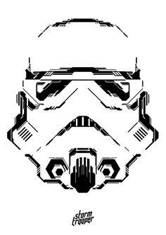 Star Wars Geometric on Behance