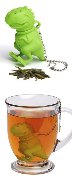 Tea-Rex infuser... haha...