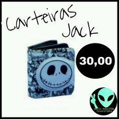 Veja nosso novo produto Carteira Jack! Se gostar, pode nos ajudar pinando-o em algum de seus painéis :)