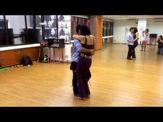 Kizomba Workshop Basic Steps Demo1 Jojo and Agnes dancing to Mika Medez Song: Put it Down - YouTube