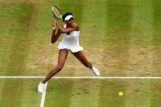 Venus Williams disputará su novena final de Wimbledon #Deportes #Tenis