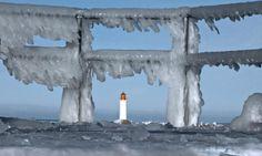 感想氷 冬 自然 高解像度で壁紙