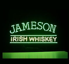 Collectibles Jameson Beer Home Room Poster Coors Real Neon Light Sign Party Wall Beer Bar Signs & Tins