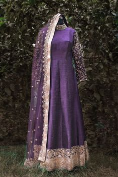 women who value versatility, style and comfort. We specialize in customized attires crafted in high quality fabric and craftsmanship. Please note: These are not our designs Pakistani Bridal Dresses, Wedding Dresses For Girls, Pakistani Dress Design, Pakistani Outfits, Indian Outfits, Anarkali Dress, Lehenga Choli, Sarees, Designer Party Wear Dresses