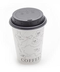 Coffee Cup Lid Hidden Spy Camera